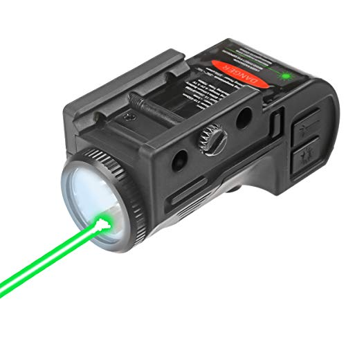 Lasercross CL105 New Magnetic Charging Internal Green Laser Sight &...