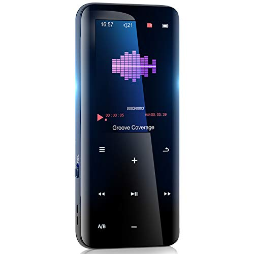 32GB Mp3 Player with Bluetooth 5.0 - Portable Digital Lossless Music Player...