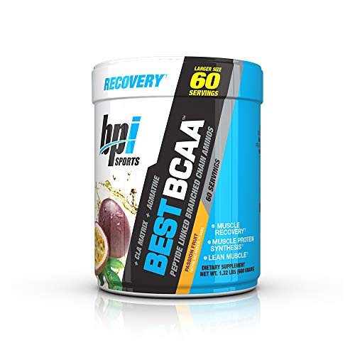 BPI Sports Best BCAA - BCAA Powder - Branched Chain Amino Acids - Muscle...