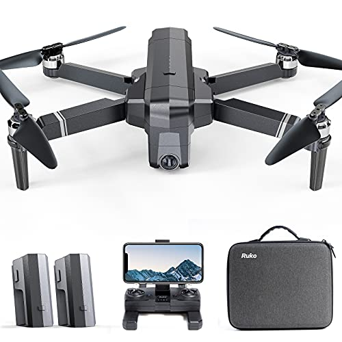 Ruko F11 Pro Drones with Camera for Adults 4K UHD Camera Live Video 30 Mins...