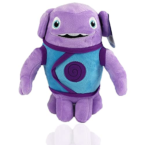 XIAOZHANG 10inch/25cm Homes Oh Boovs Plush Toy Creepys Crazys Aliens...