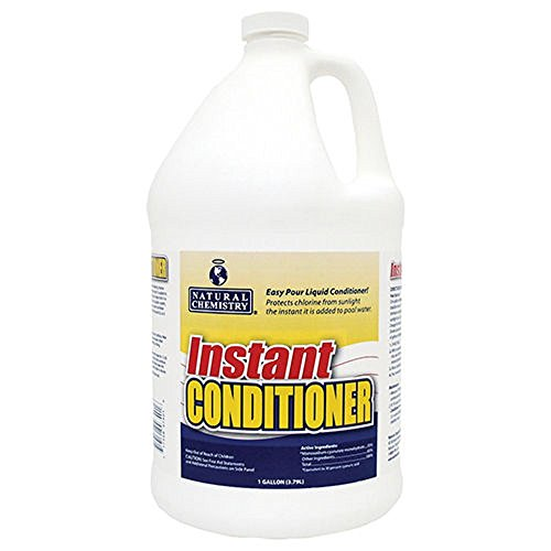 Natural Chemistry 7401 1 Gallon Liquid Swimming Pool Stabilizer and...