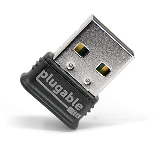 Plugable USB Bluetooth 4.0 Low Energy Micro Adapter (Compatible with...