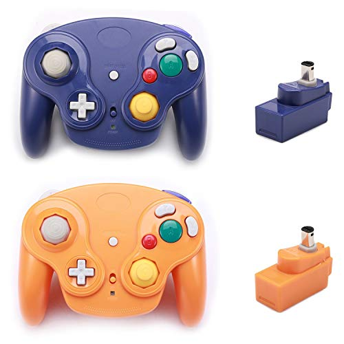 Poulep Classic Wireless Controller Gamepad with Receiver Adapter,...