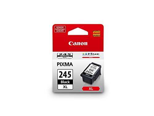 Canon PG-245 XL Black Ink Cartridge Compatible to iP2820, MG2420, MG2924,...
