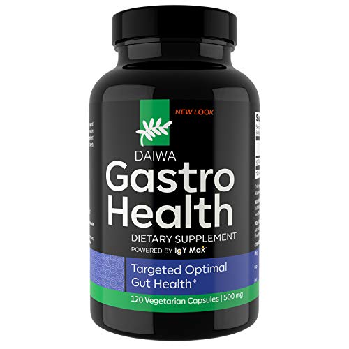 Daiwa Gastro Health – Natural Digestion Aid Supplements for Digestive &...