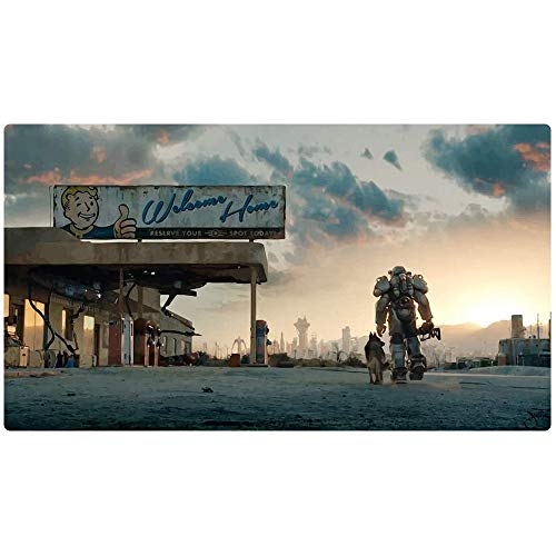 Beymemat Large Gaming Mouse Pad XXL Size (900x400mm) Extended Mouse...
