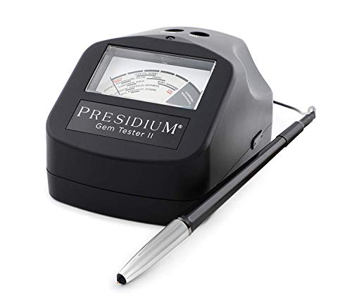 Presidium Instruments Gem Tester II (PGT II) Now with Assisted Thermal...