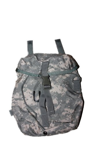 G.I. Military MOLLE II Sustainment Pouch - ACU Camouflage