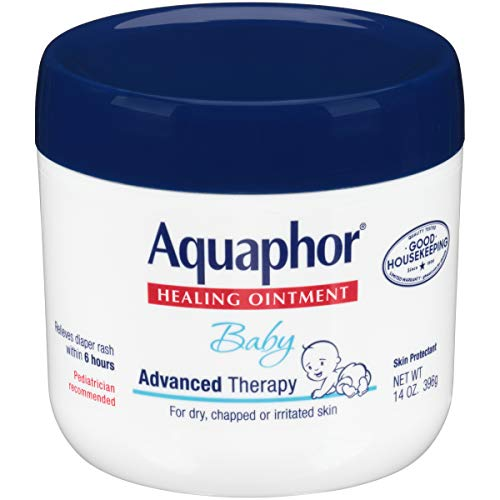 Aquaphor Baby Healing Ointment - Advance Therapy for Diaper Rash, Chapped...