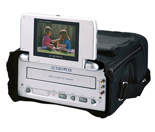 Audiovox VBP-2000 Video-In-A-Bag with 5-Inch LCD TFT Screen