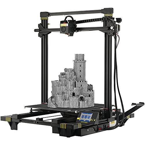 ANYCUBIC Chiron 3D Printer, Semi-auto Leveling Large FDM Printer with...