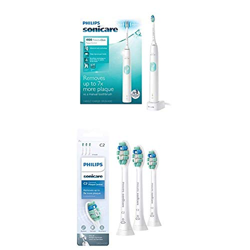 Philips Sonicare ProtectiveClean 4100 Electric Rechargeable Toothbrush with...