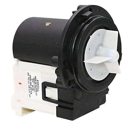 4681EA2001T Washer Drain Pump Motor by Beaquicy - Replacement part for...