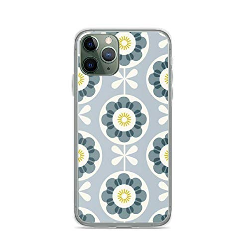 Phone Case Scandinavian Orla Kiely Design Compatible with iPhone 6 6s 7 8 X...