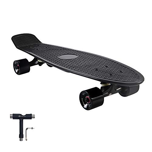 WHOME Skateboard Complete for Adults and Beginners - 27 inch Cruiser...