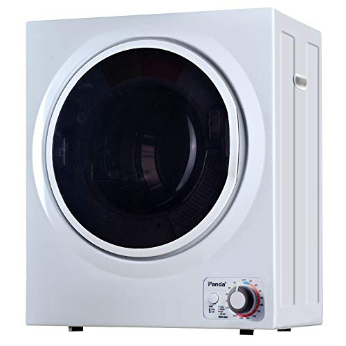 Panda 110V Electric Portable Compact Laundry Clothes Dryer, 1.5 cu.ft,...