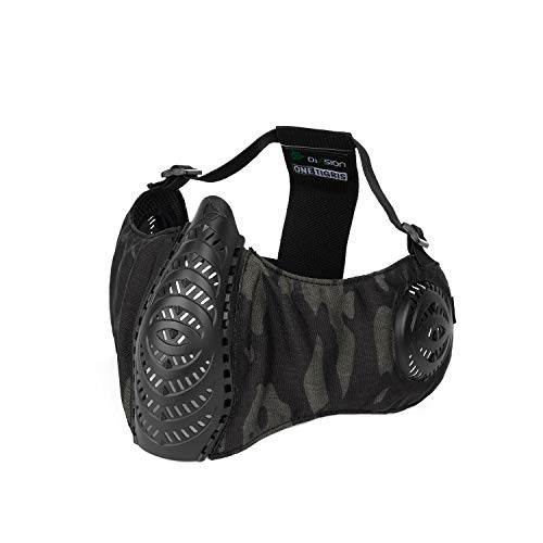 OneTigris T'Farge Tactical Mask 23 with Ear Protection Comfort Airsoft Mask...