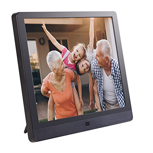Pix-Star 15 Inch Wi-Fi Cloud Digital Photo Frame FotoConnect XD with Email,...