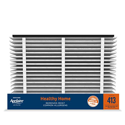 Aprilaire - 413 A2 413 Replacement Air Filter for Whole Home Air Purifiers,...