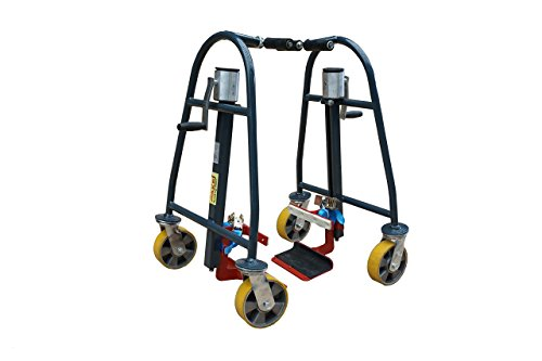 Pake Handling Tools - Manual Furniture Mover (Set of 2)- Safe and Easy...