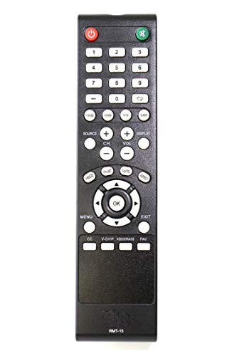 RMT-15 Replacement Remote Control Work on Westinghouse TV CW26S3CW EW24T7EW...