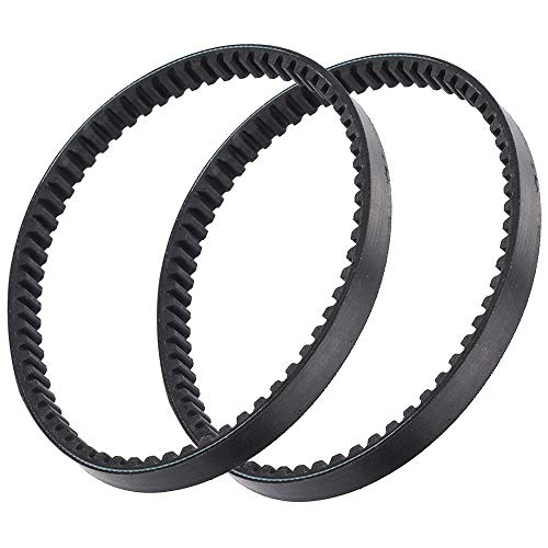 Wetenex 669-18-30 Drive Belt for GY6 49CC 50CC ATV Scooter Moped Go Kart -...