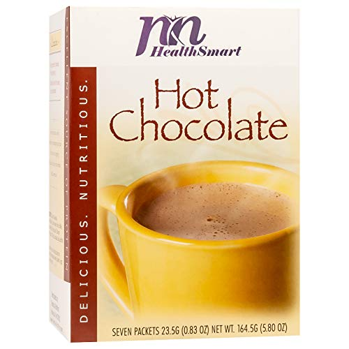 HealthSmart High Protein Hot Chocolate Drink, 15g Protein, Low Calorie, Low...