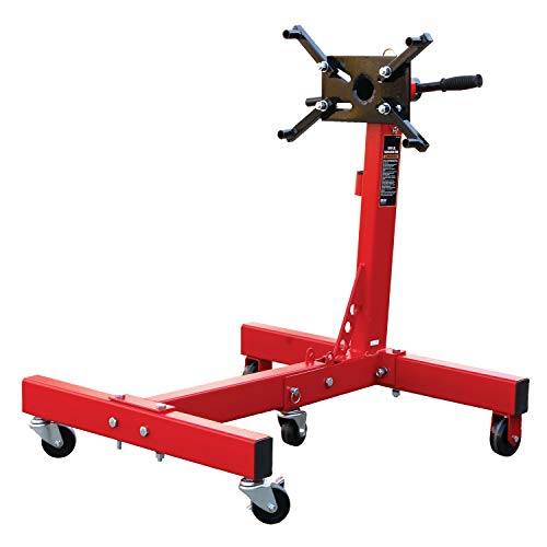 BIG RED T26801 Torin Steel Rotating Engine Stand with 360 Degree Rotating...