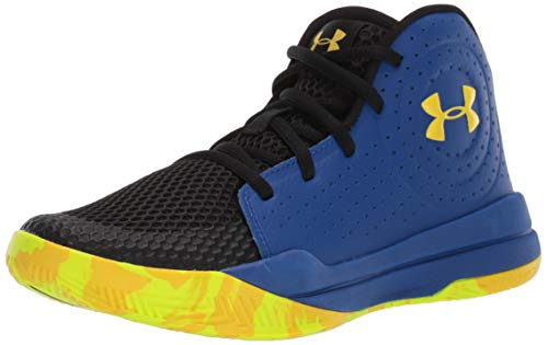 Under Armour Unisex-Youth Pre School Jet 2019 Basketball Shoe, Royal...