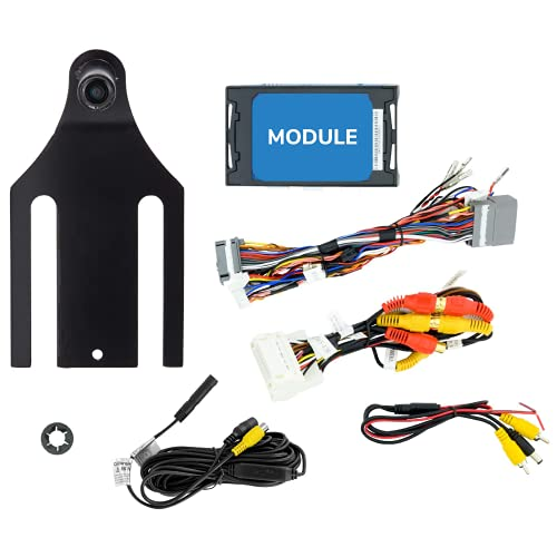 EchoMaster Backup Camera Kit Compatible with Wrangler JK   for Use with...