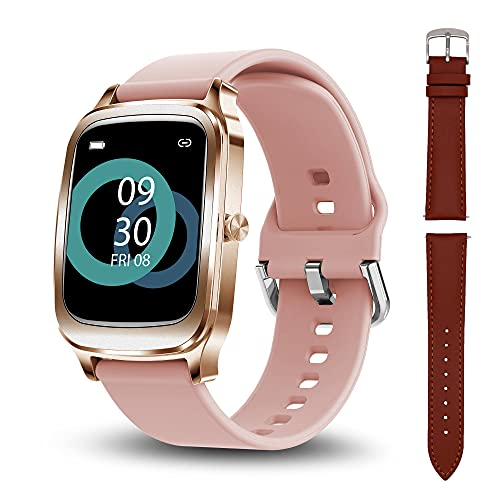 Smart Watch for Sports, Hongmed Fitness Tracker for Women with Heart Rate,...
