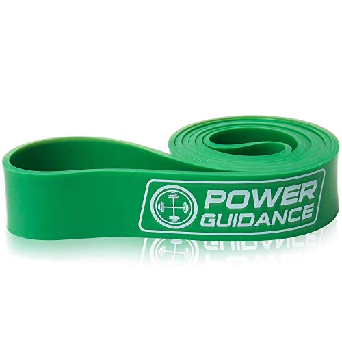 POWER GUIDANCE Pull Up Assist Bands - Stretch Resistance Band - Mobility...