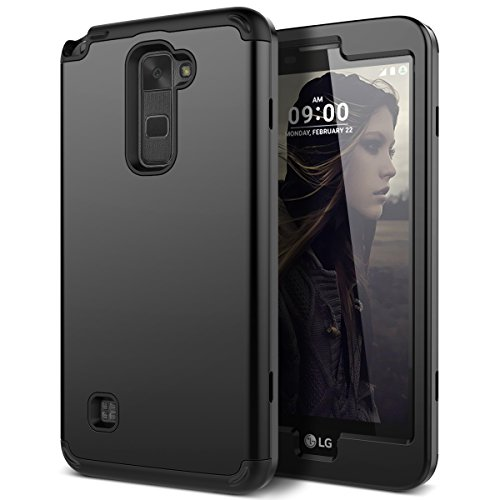 for LG Stylus 2 Case, WeLoveCase Heavy Duty Drop Protection Case Shockproof...