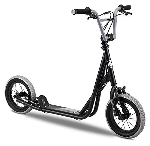 Mongoose Trace Youth/Adult Kick Scooter Folding and Non-Folding Design,...