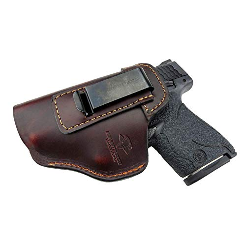 Relentless Tactical The Defender Leather IWB Holster - Made in USA - for...