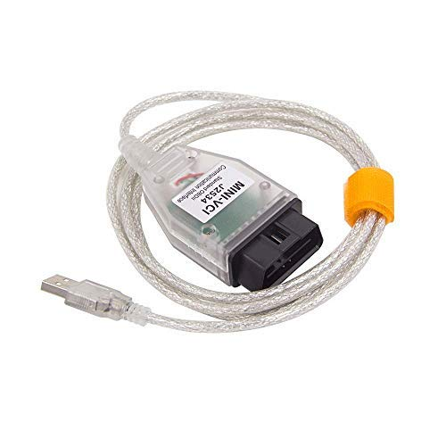 Aidixun Mini-VCI J2534 Cable Firmware 1.4.1 for Toyota, Techstream Software...