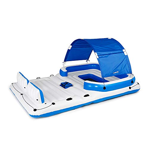 Bestway Hydro Force Tropical Breeze Floating Island Raft   Giant Inflatable...