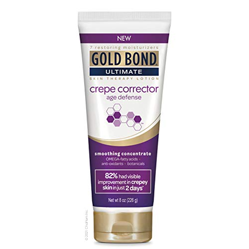 Gold Bond, Ultimate Crepe Corrector 8 oz Age Defense Smoothing Concentrate...