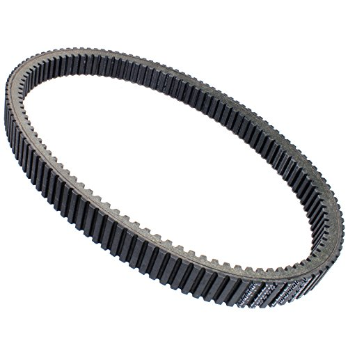 Caltric Drive Belt Compatible with Ski-Doo 417300391 417300288