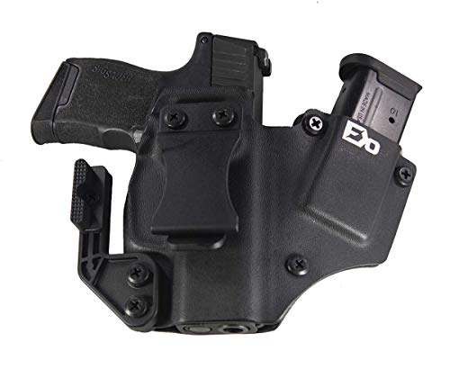 Fierce Defender IWB Kydex Holster Sig P365 1 Series W/Claw -Made in USA-...