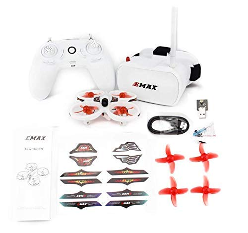 EMAX EZ Pilot FPV Drone RTF Kit with Real FPV for Kids and Beginners 1...