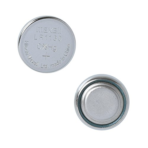 2PC Maxell LR1130 189 389 Alkaline Coin Cell Battery