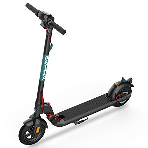 Gotrax Commuting Electric Scooter - 8.5' Air Filled Tires - 15.5MPH & 15...