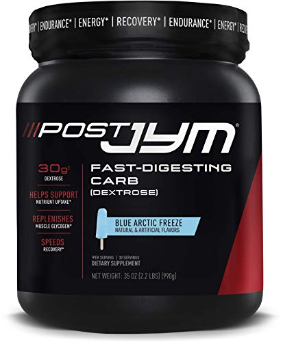 JYM Supplement Science Post JYM Fast-Digesting Carb - Post-Workout, 30...