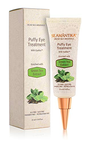 Puffy Eyes Treatment Instant results – Naturally Eliminate Wrinkles,...