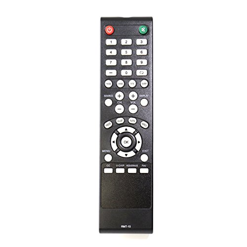 New Remote Control RMT-15 for Westinghouse TV LD-4080 LD-4070Z LD-4055...