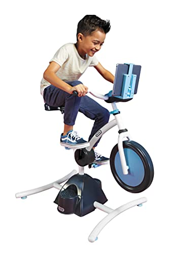 Little Tikes Pelican Explore & Fit Cycle Fun Fitness Adjustable Exercise...