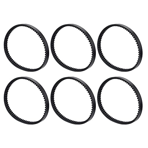 Dxent 6 Pack 729 17.7 30 CVT Drive Belt Compatible with Scooter Moped GY6...