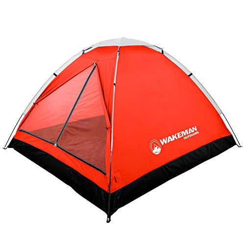 2-Person Tent, Water Resistant Dome Tent for Camping with Removable Rain...
